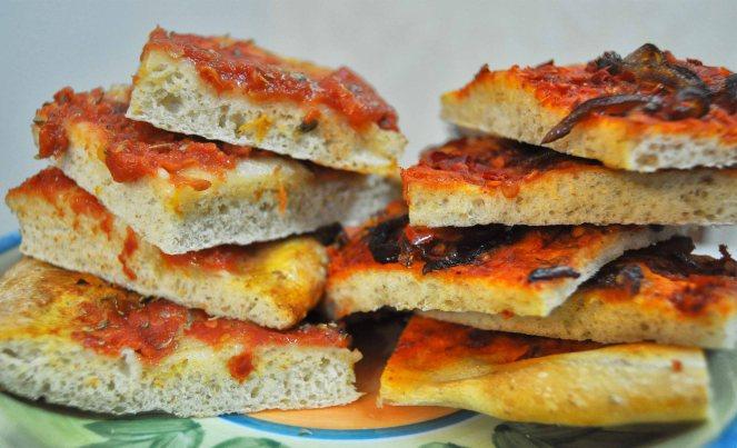 Pizza a lunga lievitazione (2)