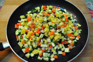 Polpettone pollo e verdure (10)