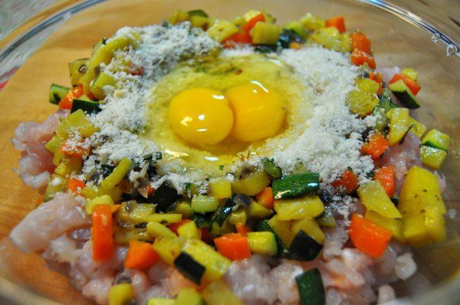 Polpettone pollo e verdure (11)