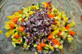Polpettone pollo e verdure (3)