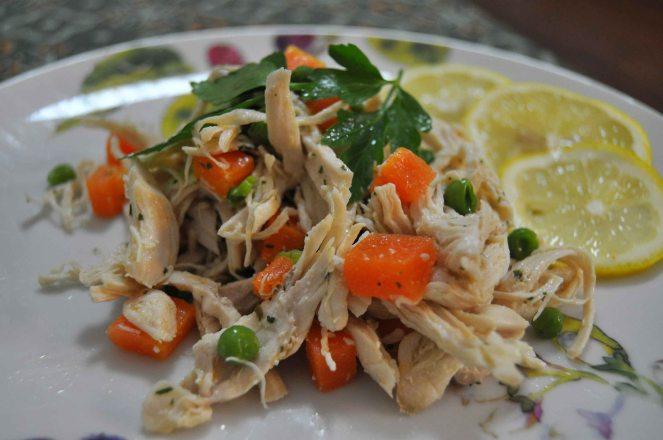 insalata di pollo verdure e limone (5)