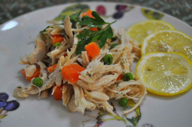 insalata di pollo verdure e limone (6)