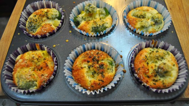 Muffin salati senza lievito (8)