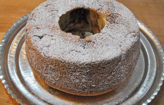 Panbella ciambella cioccolato e mandorle (9)