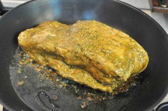 Petto di tacchino arrosto marinato (5)
