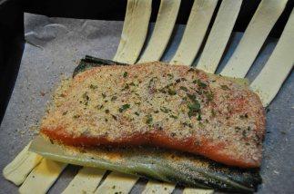 Salmone in crosta di mandorle (12)