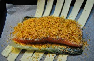 Salmone in crosta di mandorle (13)