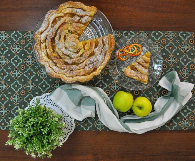 Sfoglia riccia mele e cannella (14)