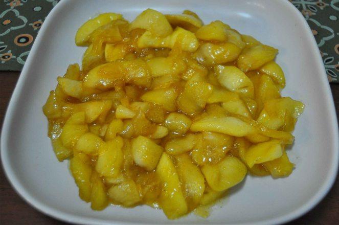 Sfoglia riccia mele e cannella (5)