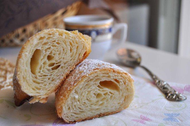 Cornetti sfogliati croissant francesi (26)