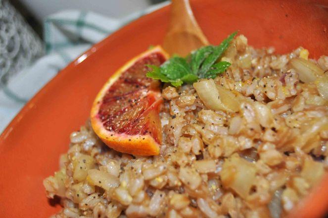 farro finocchio e arance rosse (6)