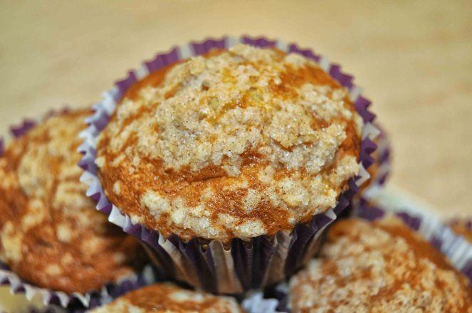 Muffin alle banane (6)