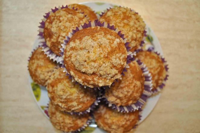 Muffin alle banane (7)