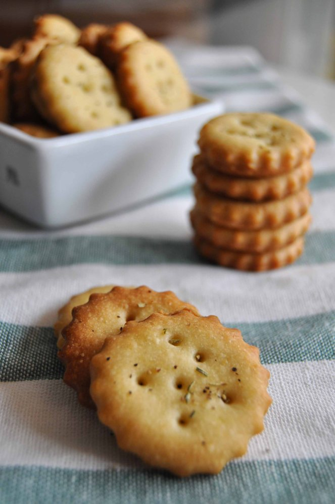 Crackers ritz homemade cook and love for Case di cracker di florida