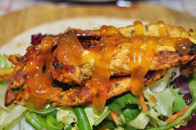 tortilla pollo e verdure (12)