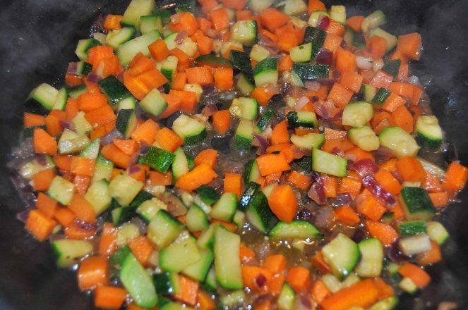 Petto di pollo farcito alle verdure e birra (3)