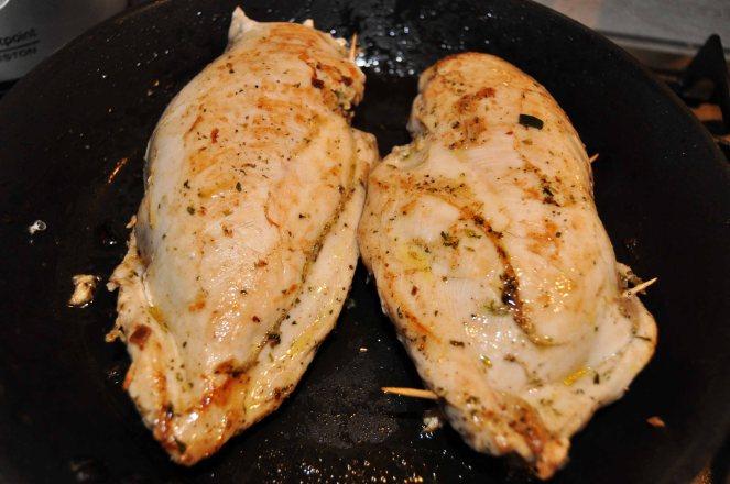 Petto di pollo farcito alle verdure e birra (8)