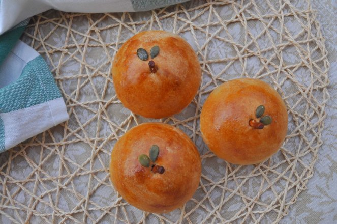 brioche di mele a forma di mela (8)