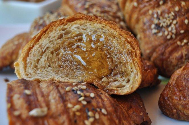 Cornetti integrali ai cereali e miele (13)