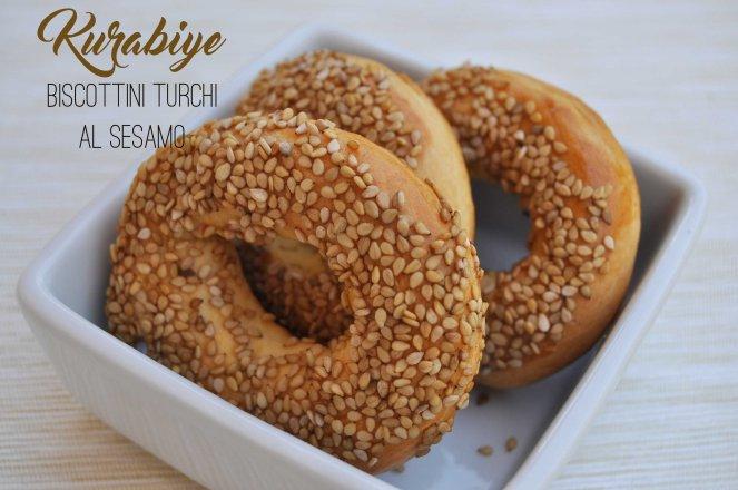Kurabiye ciambelle turche al sesamo (6)