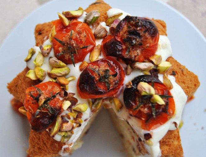 Pandoro salato (1)