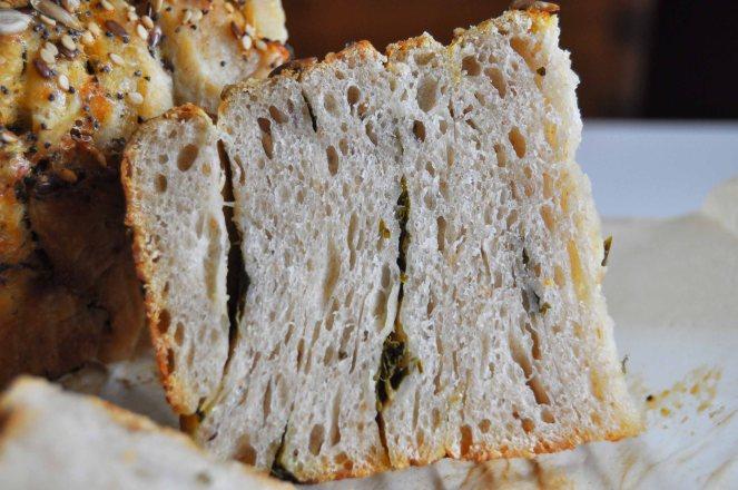 pane rustico speziato a fisarmonica (3)