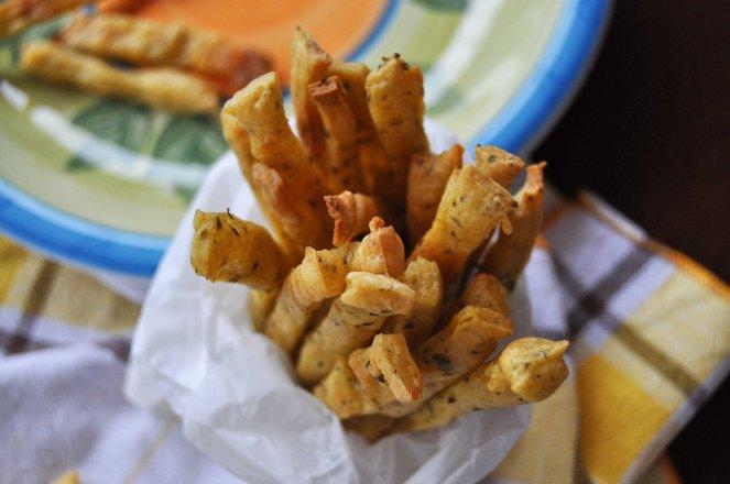 Chips patatine con farina di ceci (6)