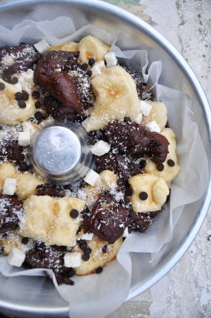 chocolate cake monkey bread (11)