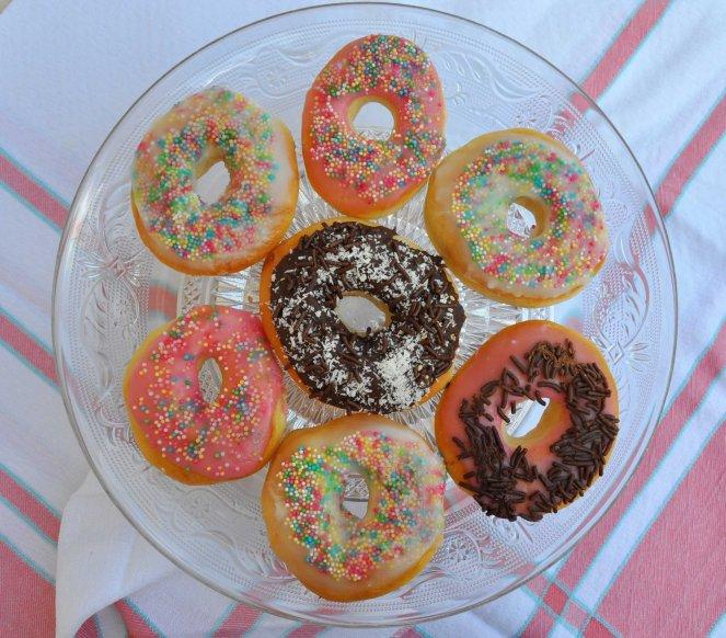 donuts Doughnuts ciambelle americane (13)