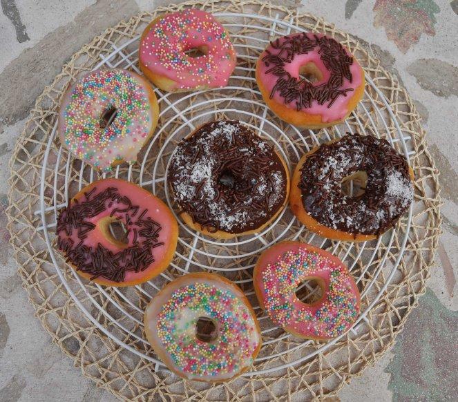donuts Doughnuts ciambelle americane (3)