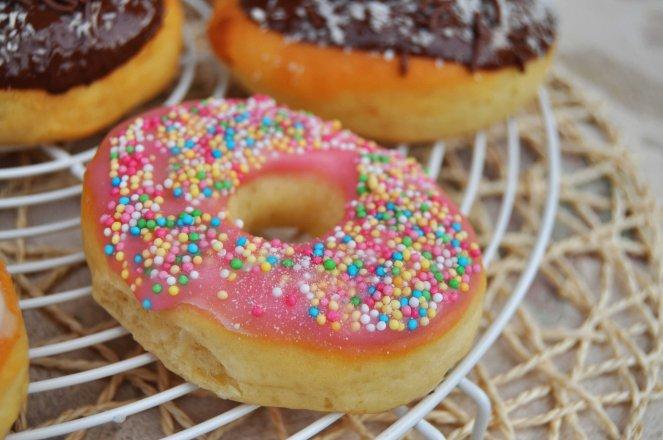 donuts Doughnuts ciambelle americane (5)