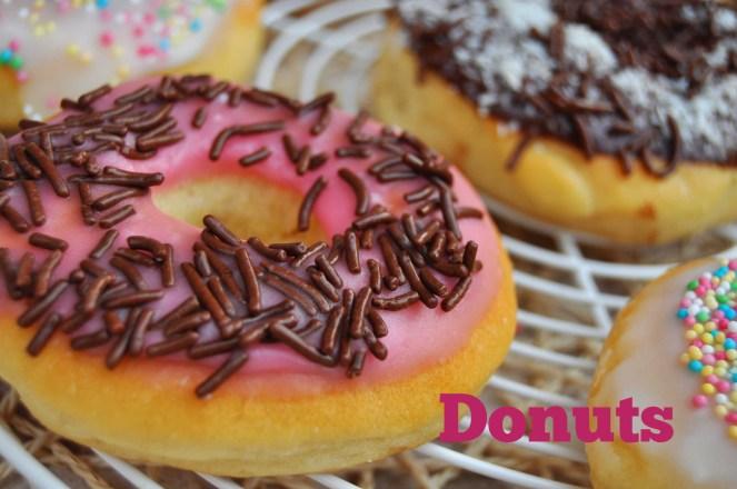 donuts Doughnuts ciambelle americane (7) TEST