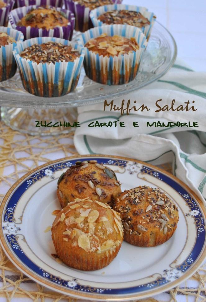 muffin salati zucchine e mandorle (8) TEST