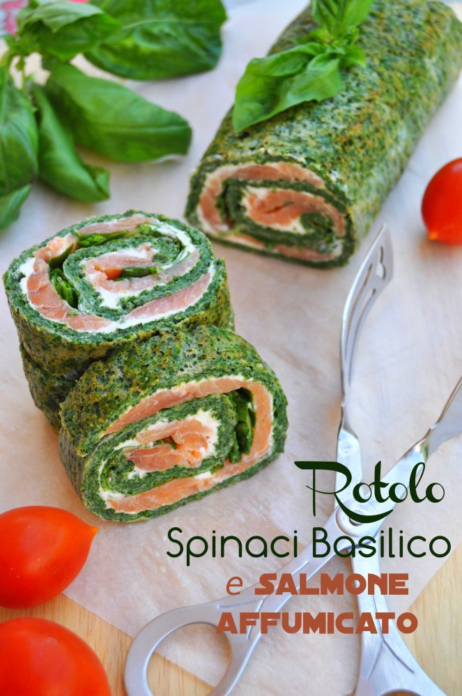 rotolo spinaci basilico e salmone affumicato (11)