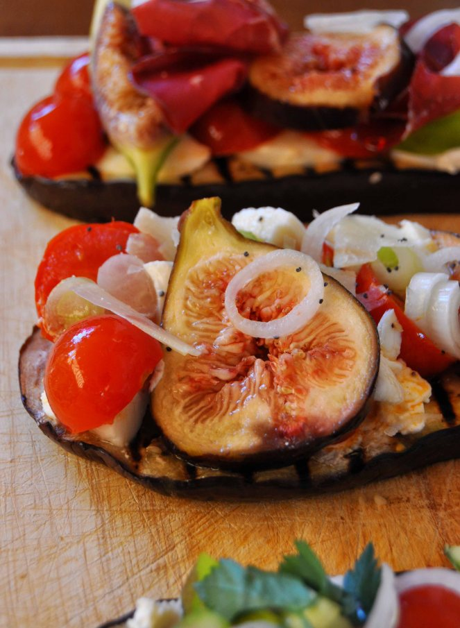 melanzane arrosto con fichi e pomodorini (11)