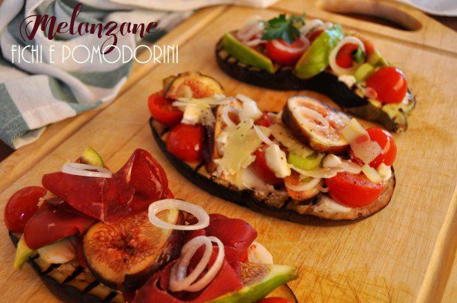 melanzane arrosto con fichi e pomodorini (13)