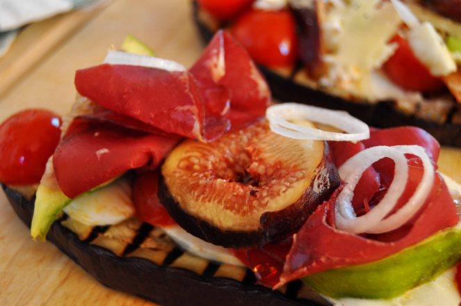 melanzane arrosto con fichi e pomodorini (14)