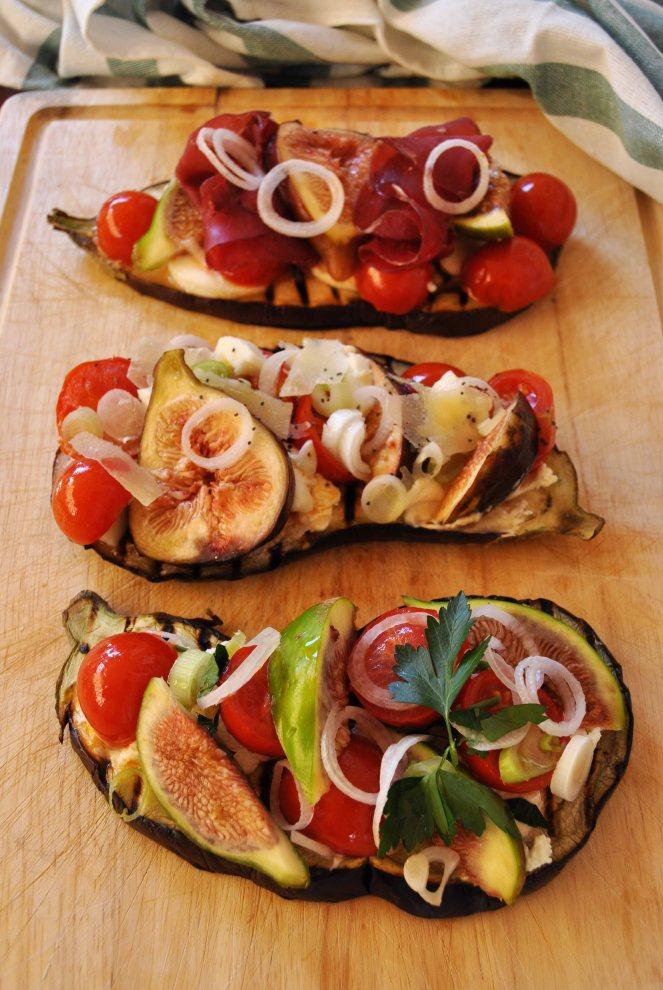 melanzane arrosto con fichi e pomodorini (18)