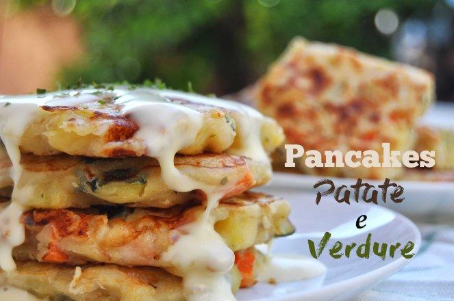 pancakes salati con patate e verdure (13)