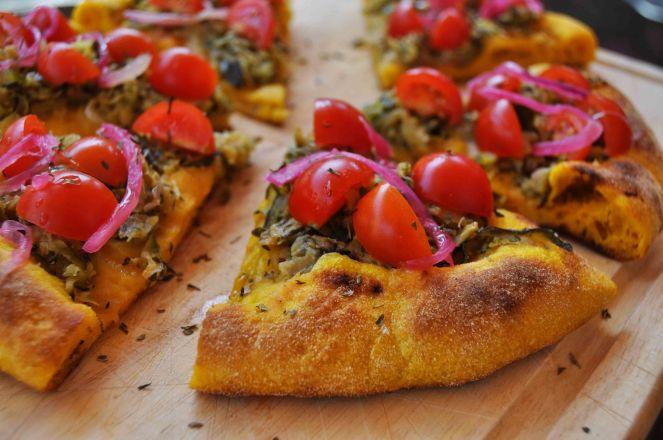 pizza alla carota (11)