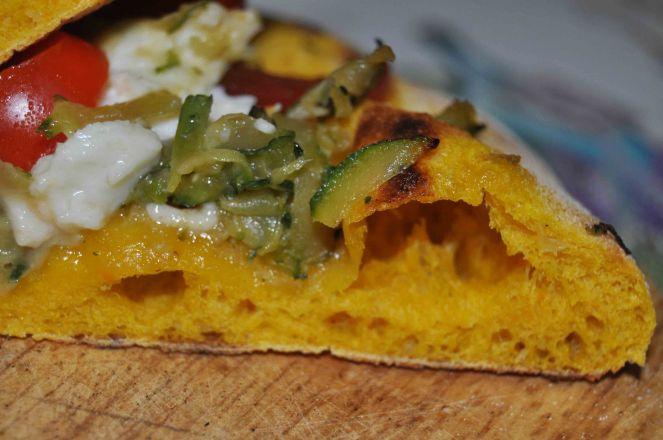 pizza alla carota (2)