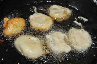 fichi fritti in pastella, fichi fritti salati, fichi e bresaola (2)