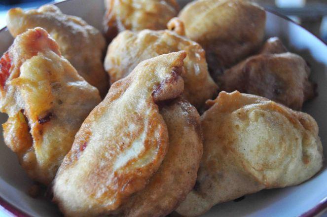 fichi fritti in pastella, fichi fritti salati, fichi e bresaola (3)