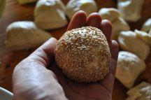 Monkey bread salato, danubio salato, danubio decorato (8)