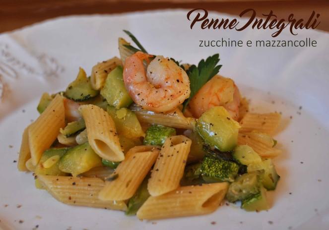 penne-integrali-zucchine-e-mazzancolle-1