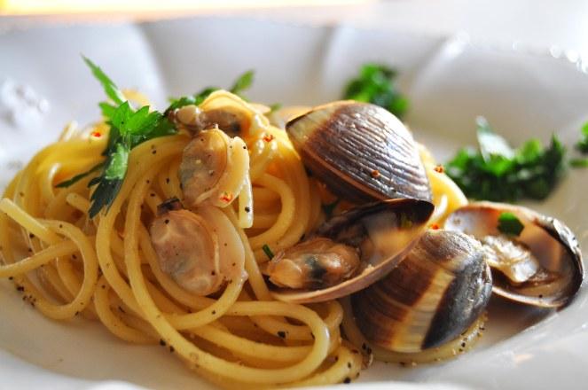 spaghetti alle vongole cremosi (5)