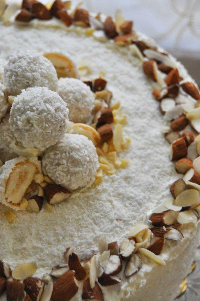 Torta Raffaello (17)