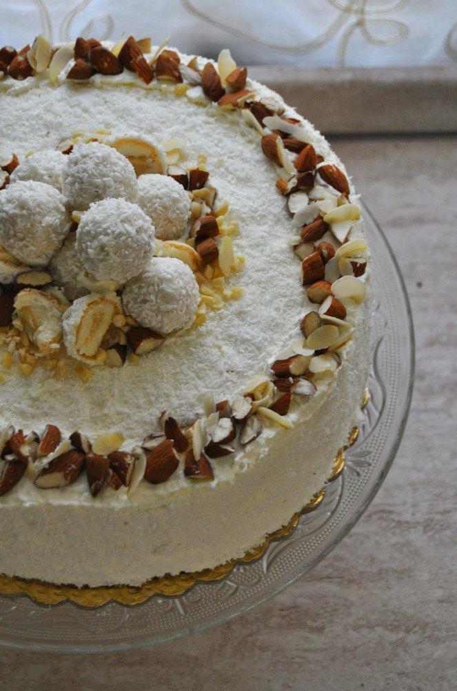 Torta Raffaello (19)