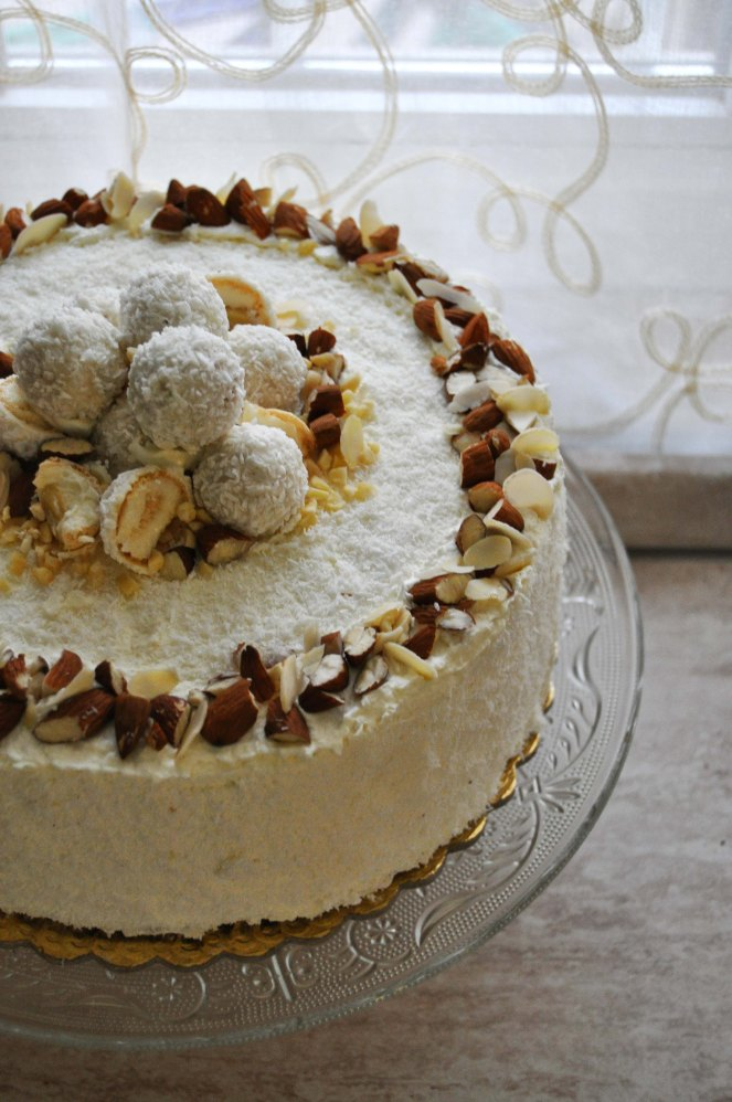 Torta Raffaello (20)