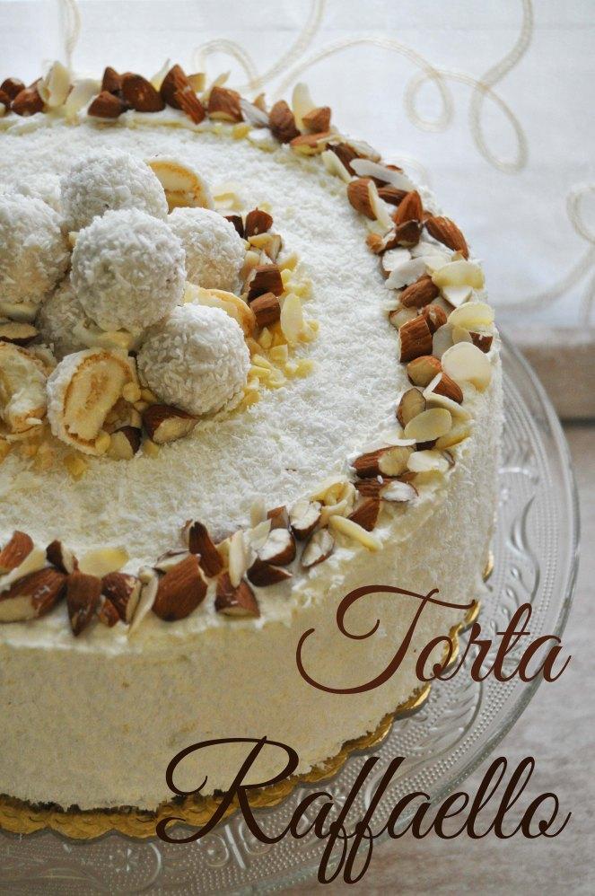 Torta Raffaello (22)